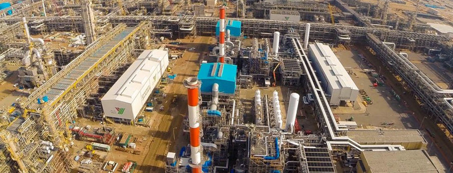 Air Liquide starts up its largest industrial investment ever