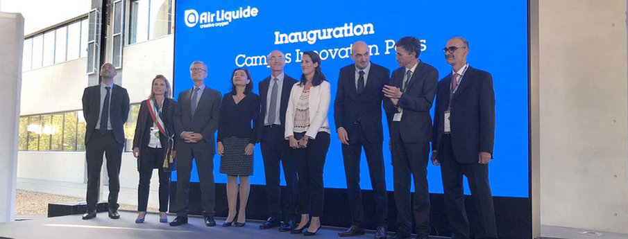 Air Liquide Paris Innovation Campus